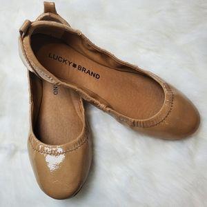 Lucky Brand Eleesia Flat | Size 5
